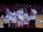 Miami Heat Miami Herald Academic Sportsmanship Honorees (B) Feb. 2013