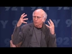 Larry David on the horror of social intercourse