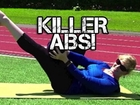 Medicine Ball Abs Workout