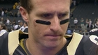 Drew Brees Talks After Saints' Win  - ESPN