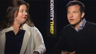 Melissa McCarthy And Jason Bateman: Concerned 'Identity Thief' Stars