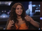 Vanessa Hudgens on Jimmy Kimmel Live PART 2