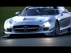 Mika Häkkinen Returns to Racing in the SLS AMG GT3