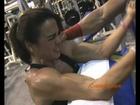 Veronica Gallego: Real Hard Bodyfitness in Spain 2010