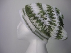 Crochet Hat - Mesh Stitch / Brick Stitch Slouch Hat Tutorial Part 2