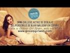 Blair Waldorf (actriz de doblaje Inma Gallego) saluda a Gossip Girl Spain (www.gossipgirlweb.com)