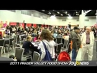 2012 Fraser Valley Food Show on JoytvNews ft. Doris' European Delicacies & An Indian Affair