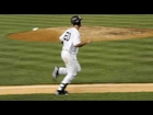 Jorge Posada hits home run for bob and George against Tampa rays 6-16-10
