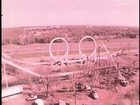 Shock Wave Six Flags Over Texas construction