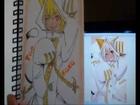 Dibujando a taokaka y mas