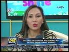 UNTV News: Skin care specialist Dr. Daisy Lim-Camitan, makakasama na sa Rise & Shine (JAN182013)