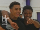 Montverde Open Run; Kasey Hill, D'Angelo Russell, Dakari Johnson