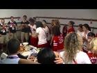 KK Cam Special - CANWNT Celebration Dance after winning Bronze Medal