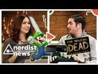 SEXBOX Go Home!, Walking Dead Season 2, & more - DLC: Nerdist News w/ Jessica Chobot BONUS