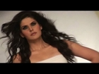 Zarine Khan's hot photoshoot.
