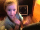 Ashlynne dancing crazy