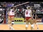 WCH1998世界錦標賽女排→克羅埃西亞vs日本set 1、3 - Barbara Jelic