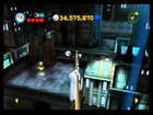 LEGO Batman 2: DC Superheroes Walkthrough: All Gold Brick Locations #10 | Central & South