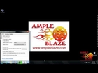Ample Blaze Auto-hide/ Unhide Taskbar using Microsoft Windows 7