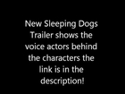 Sleeping Dogs Voice Cast Revealed