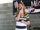 Ashlynn Singing