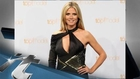 Heidi Klum's TV Show Disrupted by Protesting Topless Women