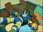 Jackie Chan Adventures - Season 1 (The Twelve Talismans) -  Tough Break - Episode 08