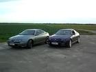 Alfa Romeo GTV 2L Twin Spark bleu vela Interieur cuir beige.