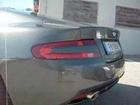 Démarrage départ Aston Martin DB9 Mercedes Mc Laren SLR