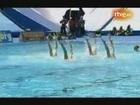 Oro en Sincronizada en el mundial de Roma de natación