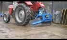 www.tarimdestek.net Traktöre Monte Edilmiş Yer Paspası