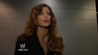 WWE Exclusive - Eve Torres o atakach Kane'a