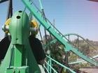 Grand Huit The Riddler's Revenge à Six Flags Magic Mountains