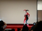 Harley Quinn scène par Chloé Merlhiot