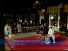 Le Sumo Mongole Hakuho se marie à Tokyo