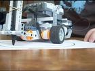 Как сделать движущегося робота 413