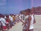 Puerto Plata Beach near the Malecon