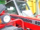 Nicolas Truffaux et le chargeur Massey Ferguson 8926