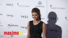 AMBER LANCASTER at The Art Of Elysium