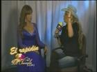 Lucia Mendez en Que noche con la Chicuela 4/4