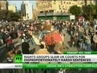 Facebook witch-hunt for London rioters