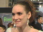 Access Hollywood _ Winona Ryder: 'Frankenweenie' Is a 'Masterpiece'