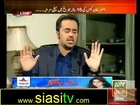11th Hour with Waseem badami (Aslam Baig will Appologise to the Nation) 24th October 2012