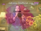 Morning With Juggun - 28th November 2012 [ Guest Hadiqa kiyani ] part 3