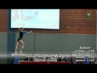 Julia Sophie Wagner -- Pre Olympic Youth Cup 2012 -- Kunstturnen -- AK 14/15