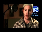 Jensen Ackles Interview - VOICE in TRON [Video Game - Tron Evolution]